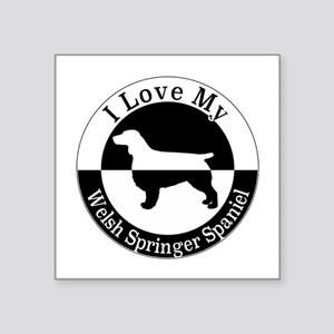 Welsh Springer Spaniel Sticker