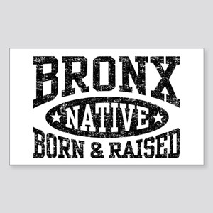 Bronx Native Sticker (Rectangle)