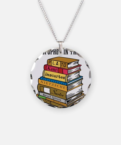 Philosopher in Training Necklace