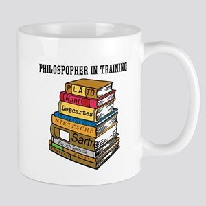 Philosopher in Training Mug