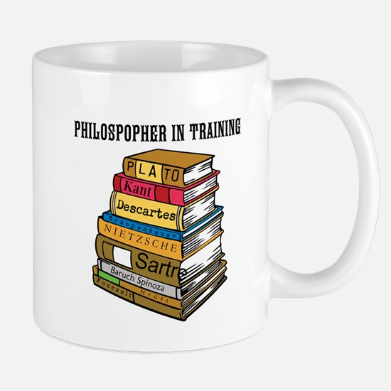 Philosopher in Training Mug