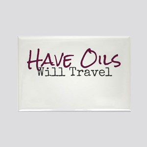 Have Oils Will Travel Magnets