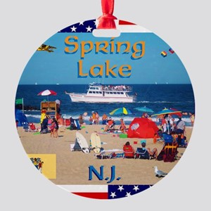 Spring Lake NJ Ornament