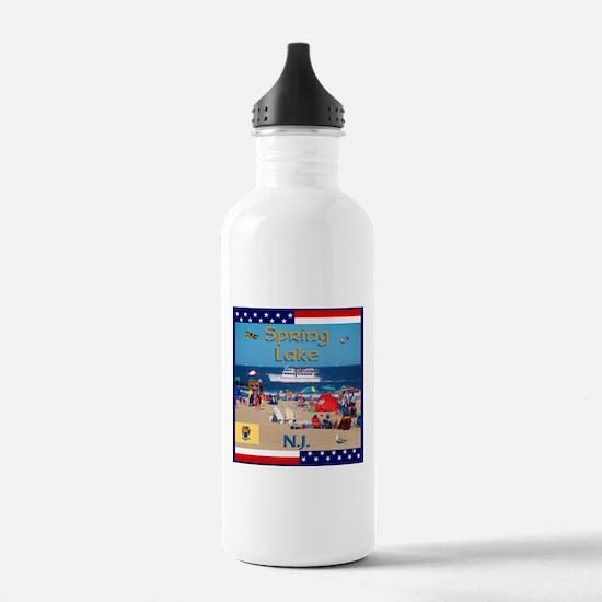 Spring Lake NJ Water Bottle