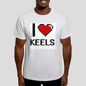 I Love Keels T-Shirt