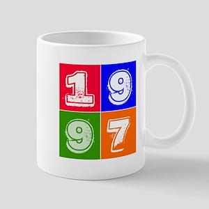 1997 Birthday Designs Mug