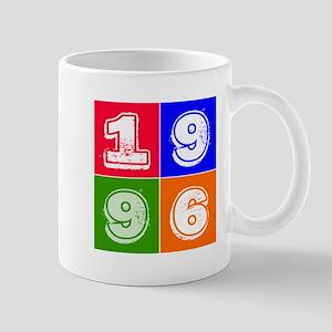 1996 Birthday Designs Mug