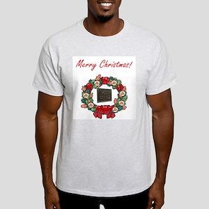 Post Office Merry X-mas Light T-Shirt