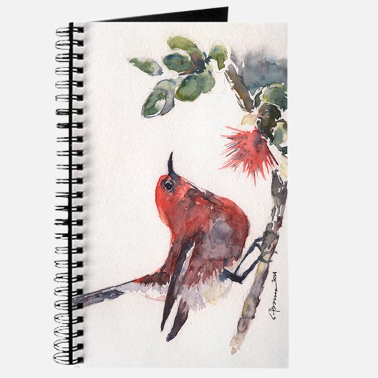 Apapane Bird Journal