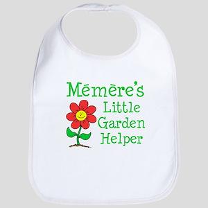 Memere's Little Garden Helper Bib