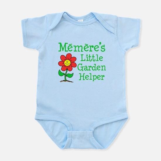 Memere's Little Garden Helper Body Suit