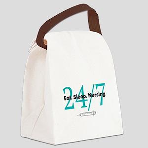 Nursing Career Canvas Lunch Bag