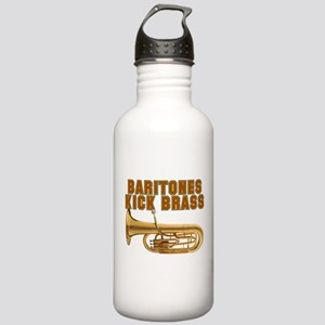 Baritones Kick Brass Stainless Water Bottle 1.0L