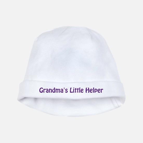 Grandma's Little Helper baby hat