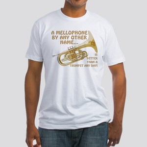Mellophone By Any Other Name... Fitted T-Shirt