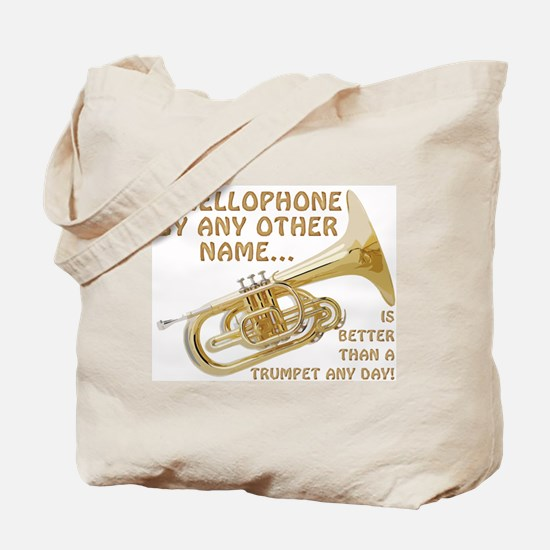 Mellophone By Any Other Name... Tote Bag