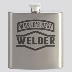 Worlds Best Welder Flask