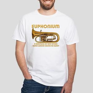 Euphonium White T-Shirt