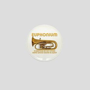 Euphonium Mini Button (10 Pack)