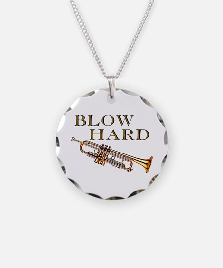 Blow Hard Necklace