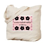 Scrapbook Supplies Tote Bag
