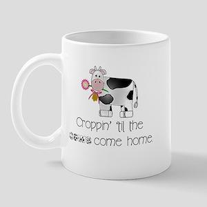 Croppin' Cows Mug