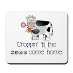 Croppin' Cows Mousepad