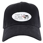 Croppin' Cows Black Cap