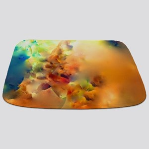 Climbing In The Clouds Bathmat
