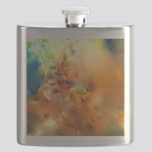 Climbing In The Clouds Flask