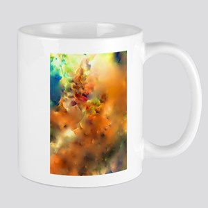 Climbing In The Clouds Mugs