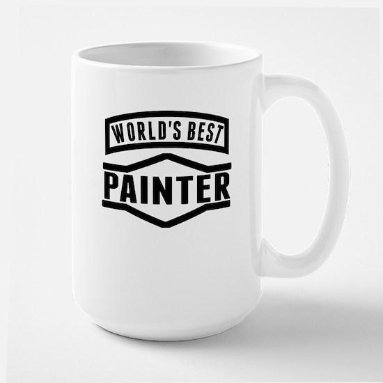 Worlds Best Painter Mugs