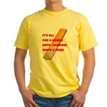 Chip a Reed Yellow T-Shirt