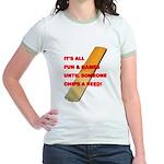 Chip a Reed Jr. Ringer T-Shirt