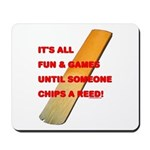 Chip a Reed Mousepad