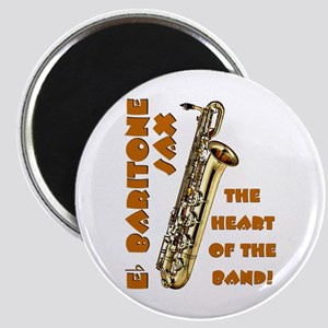 "Baritone Sax 2.25"" Magnet (10 pack)"