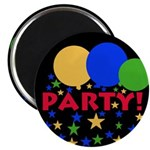 Balloons Party Magnet