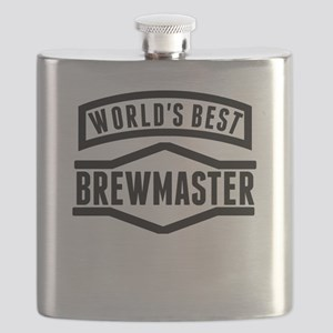 Worlds Best Brewmaster Flask