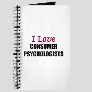 I Love CONSUMER PSYCHOLOGISTS Journal