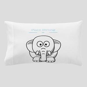Plant Strong Vegan Pillow Case
