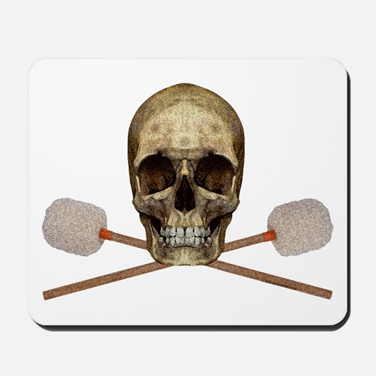 Bass Drum Pirate Mousepad