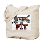 Proud to Be In the Pit Tote Bag