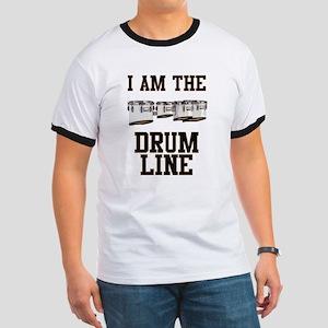 Quads: The Drumline Ringer T
