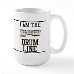 Quads: The Drumline Large Mug