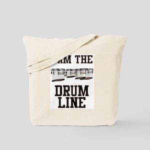 Quads: The Drumline Tote Bag
