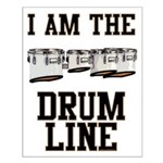 Quads: The Drumline Small Poster