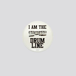 Quads: The Drumline Mini Button (10 pack)