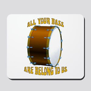 All Your Bass Mousepad
