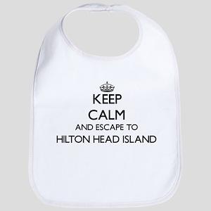 Keep calm and escape to Hilton Head Island Sou Bib