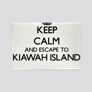 Keep calm and escape to Kiawah Island Sout Magnets